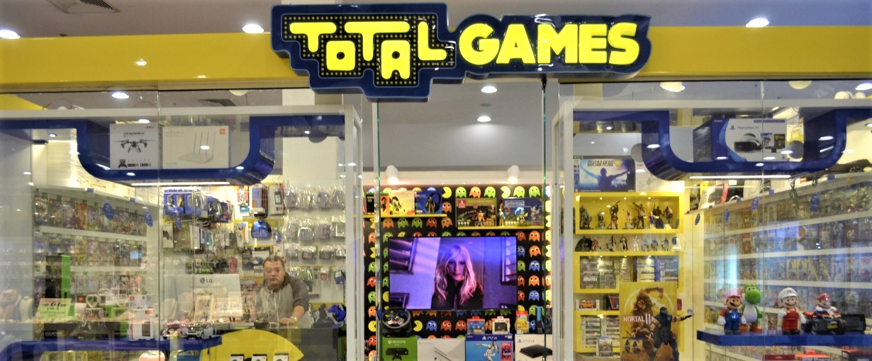 TOTAL GAMES